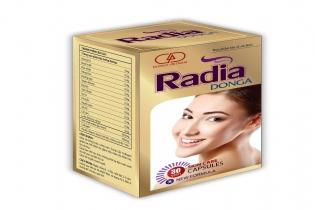 Radia Dong A - cân bằng nội tiết tố nữ