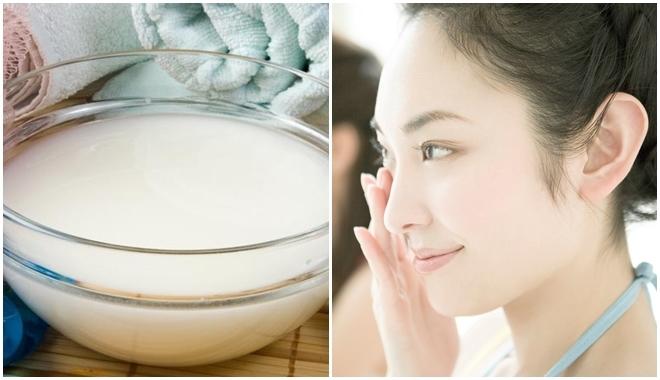Kinh nghiệm làm đẹp (P1) - Trắng da tự nhiên với nước vo gạo